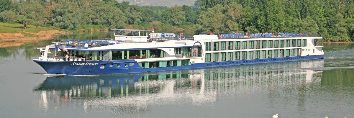 Deck Plans Avalon Scenery The Luxury Cruise Company