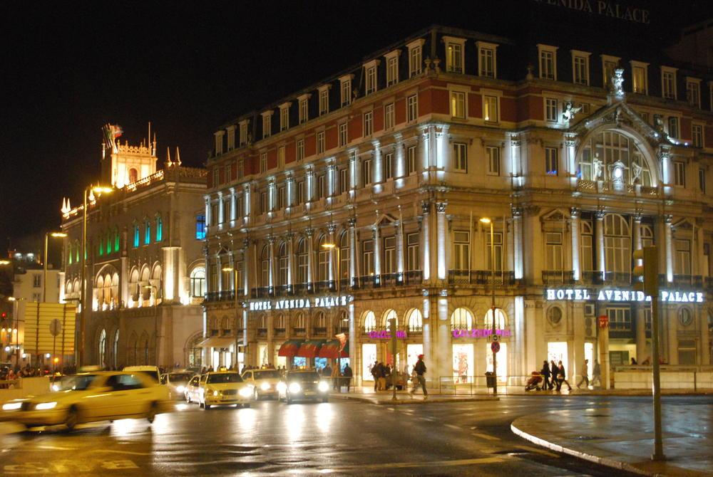 Avenida Palace, Lisbon