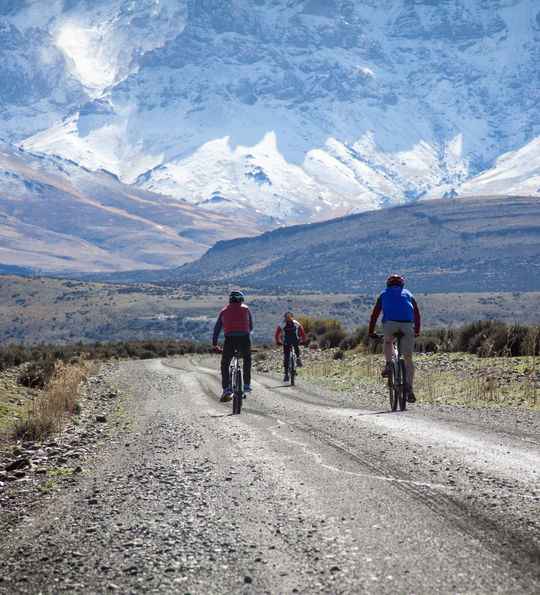 Mountain biking – Awasi Patagonia