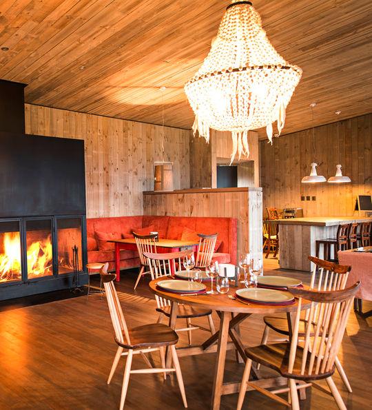 Restaurant at Awasi Patagonia