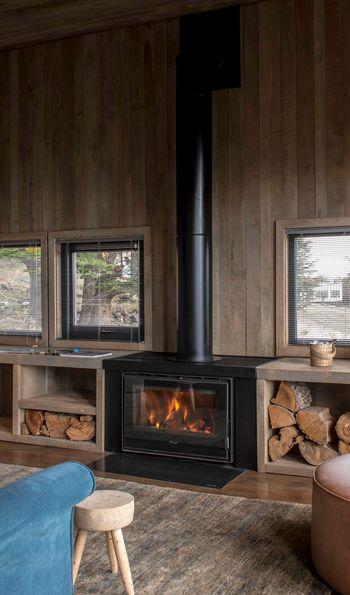 Guest room at Awasi Patagonia