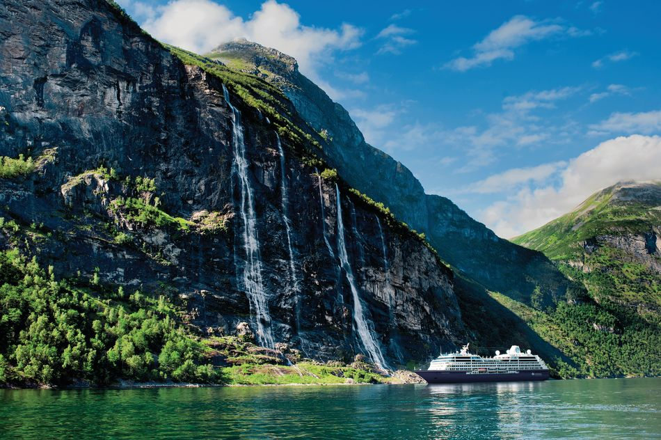 Azamara Club Cruises in Norway