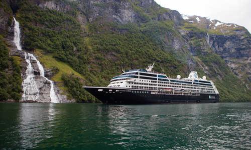 Azamara Cruises Europe