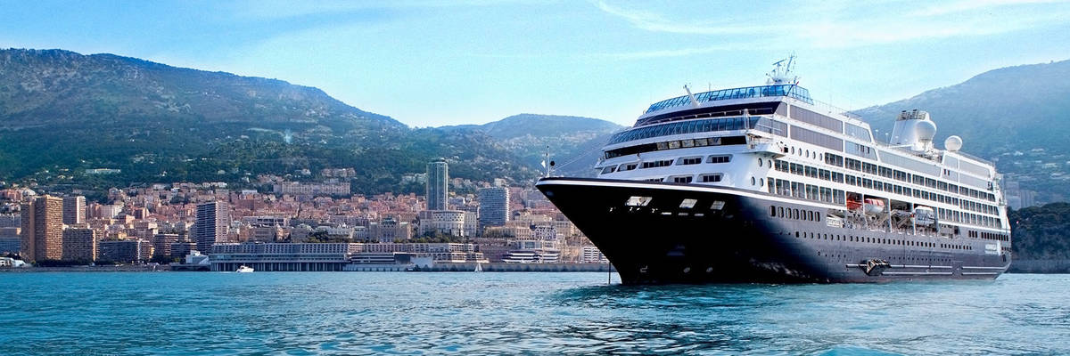 Azamara Pursuit UK refit and Maiden Voyage