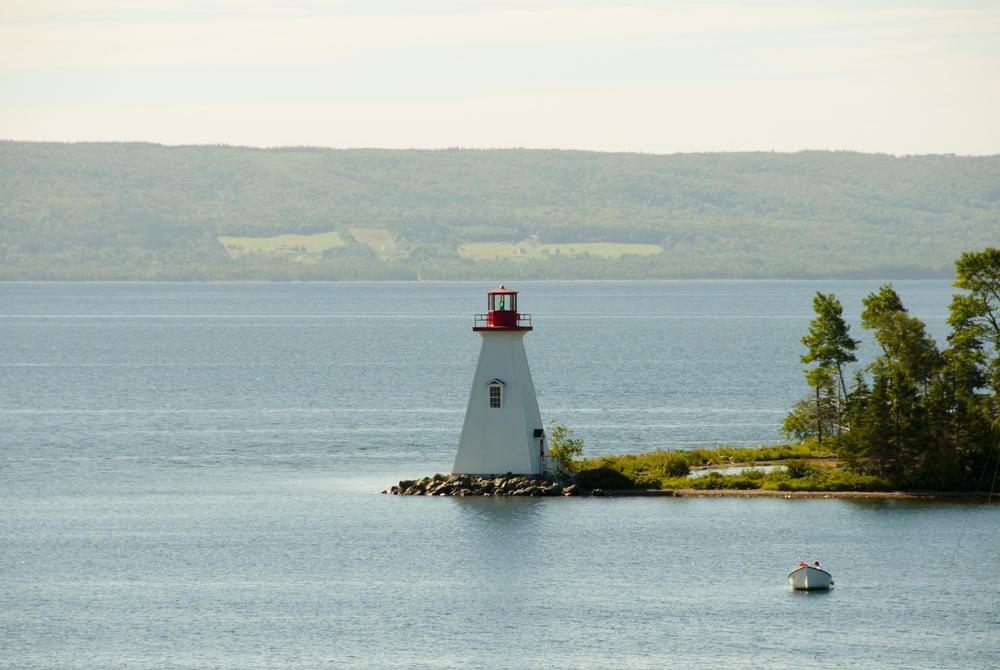 Baddeck Harbour - Nova Scotia - Cape Breton, Canada