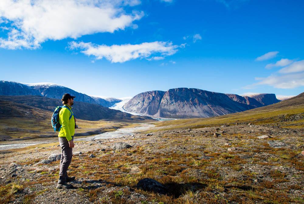 Baffin Island hike