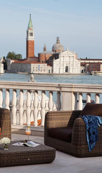 View from the Baglioni Hotel Luna