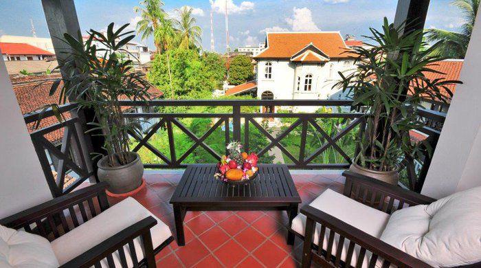 Balcony Suite Escape, Ansara Hotel, Vientiane