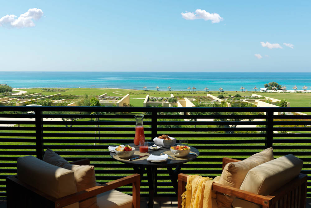 Balcony View, Verdura Golf Resort & Spa, Sicily
