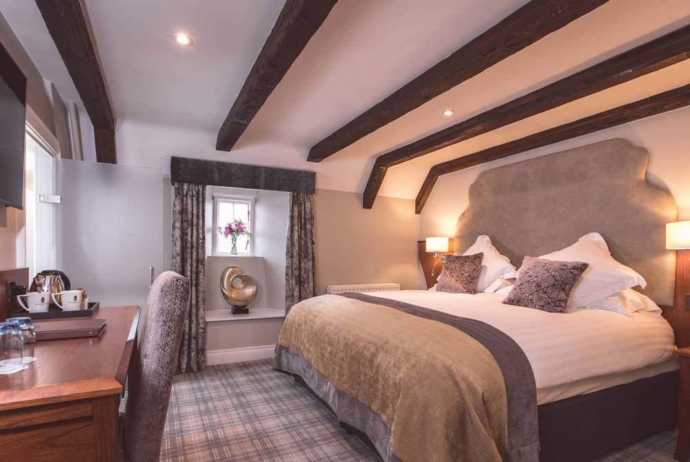 Ballygally Castle Tower room