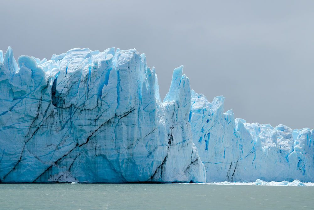 Balmaceda Glacier, Patagonia, Chile
