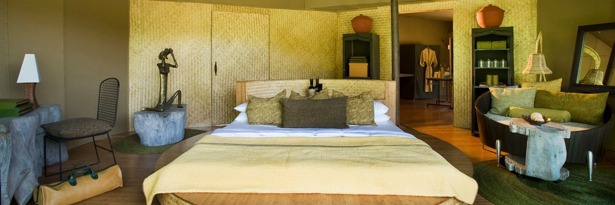 Tented Suite, Banjaar Tola