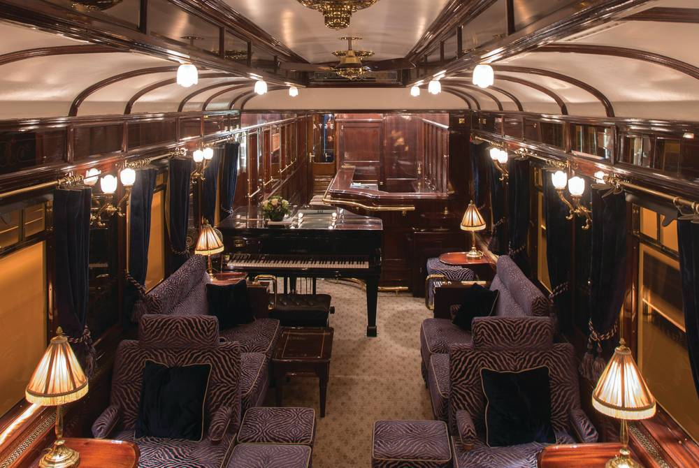 Bar Car, Venice Simplon-Orient-Express
