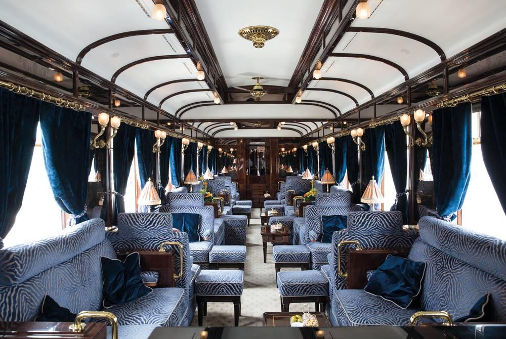Bar Car, Venice Simplon-Orient-Express