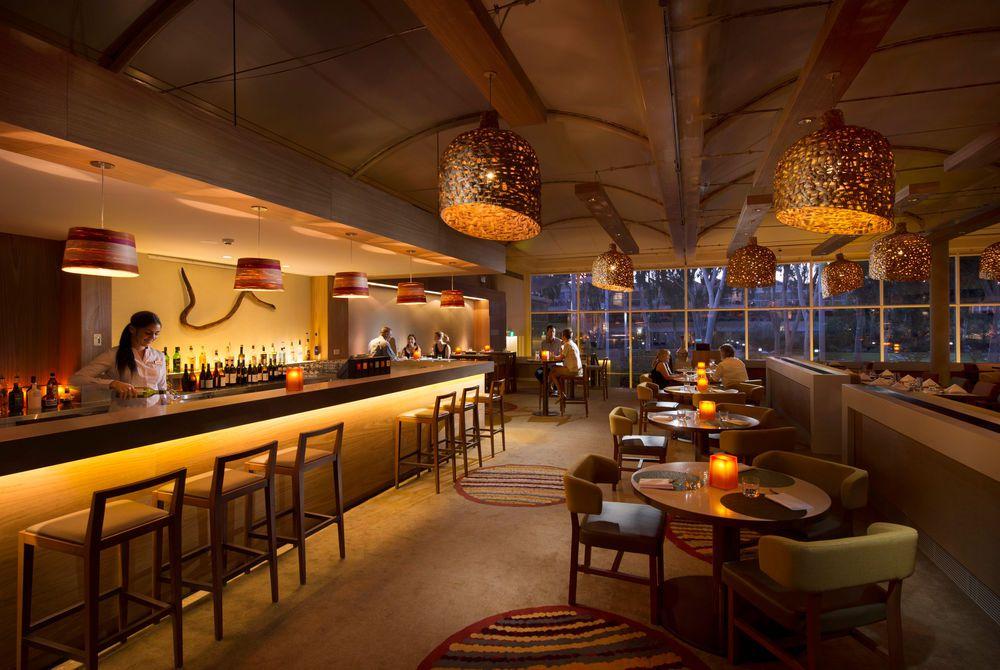 Bar, Sails in the Desert
