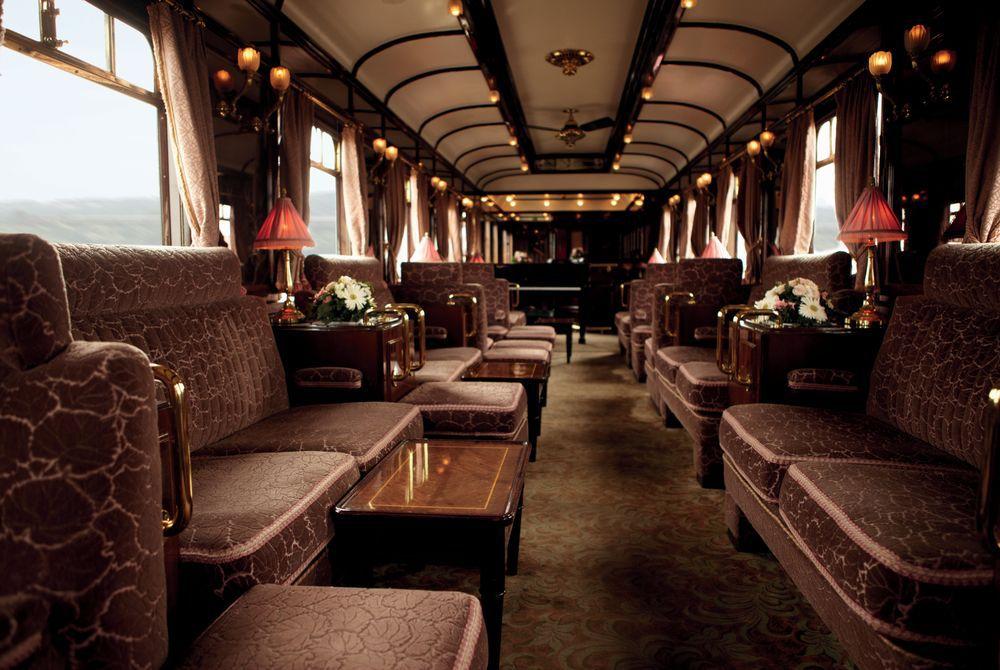 Bar, Venice Simplon-Orient Express