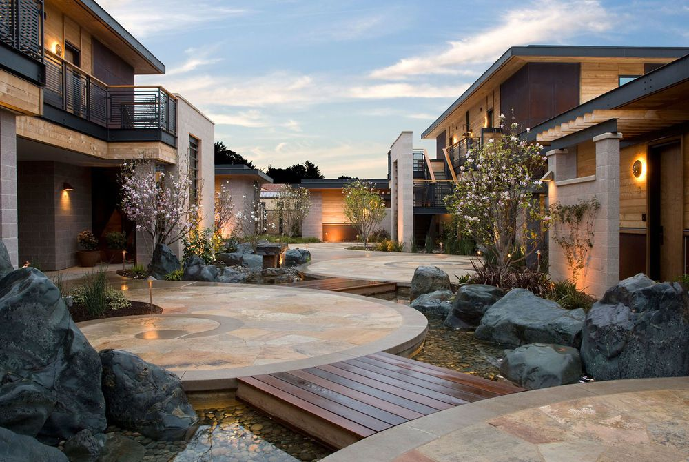 Bardessono Hotel & Spa, Napa Valley, USA