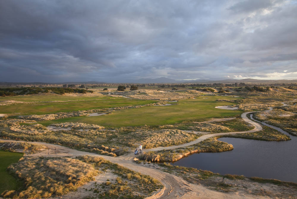 Barnbougle golf course