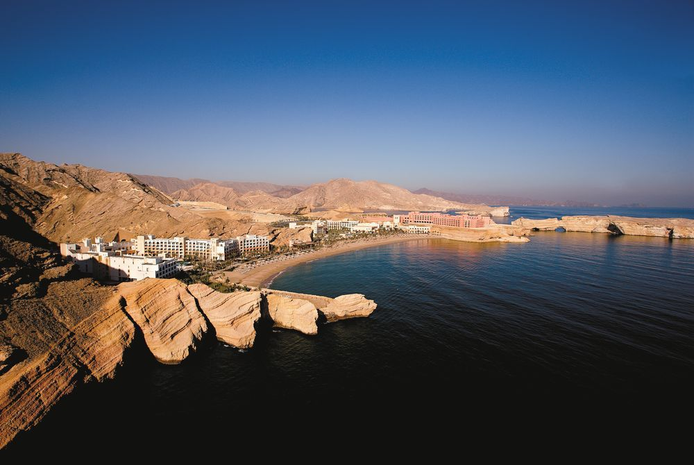 Barr Al Jissah Resort Oman