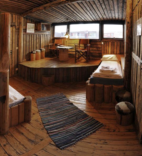 Basecamp Hotel, Longyearbyen, Svalbard