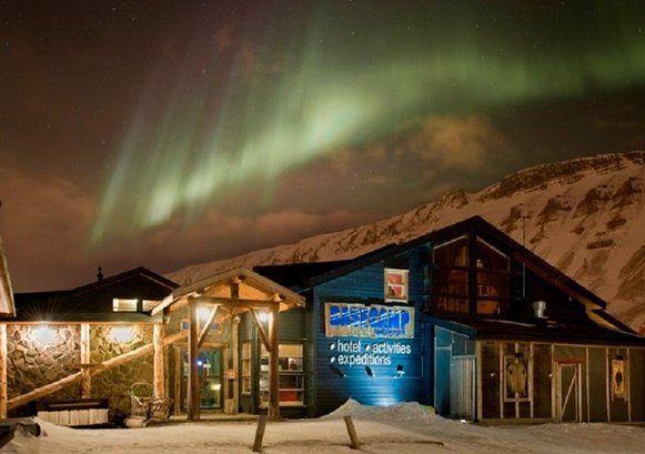 Basecamp Hotel, Longyearbyen, Svalberd