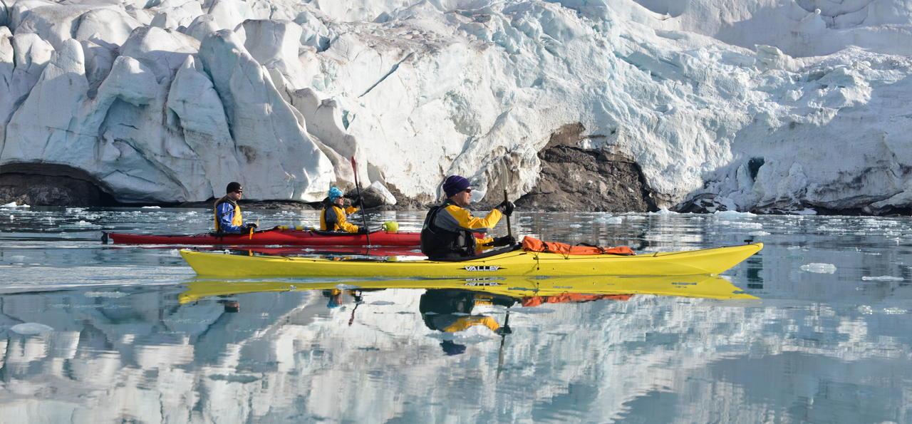 Activities at Basecamp Svalbard