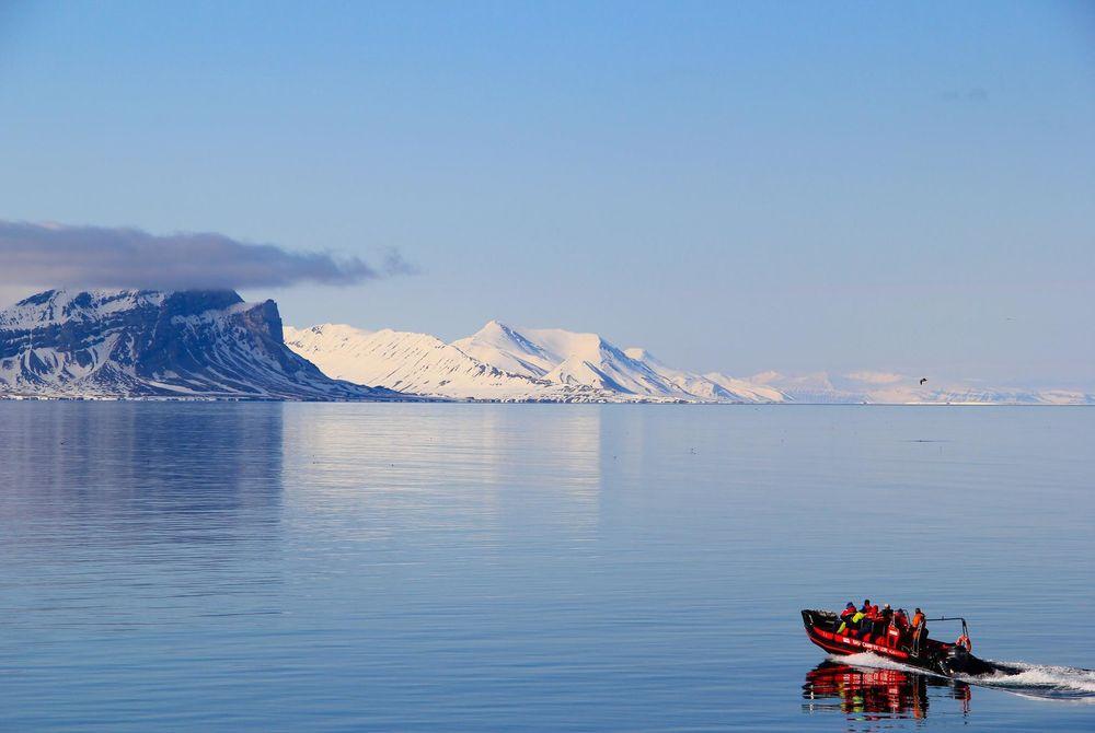 Basecamp Spitsbergen Adventure Week, Svalbard