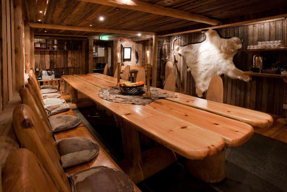 Basecamp Trapper's Hotel, Longyearbyen, Svalbard