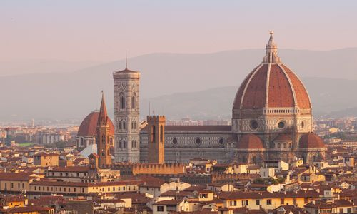 Basilica of Saint Mary of the Flower, Florence, Italy