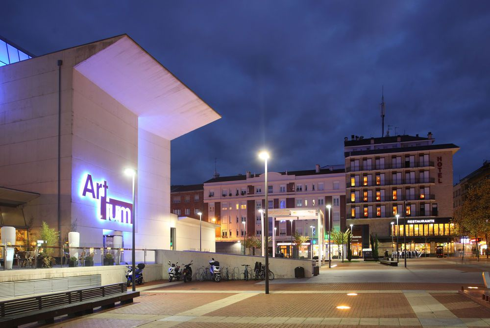 Artium Art Gallery, Vitoria-Gasteiz, Basque Country