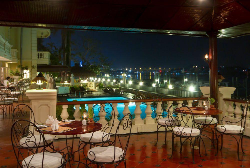 Bassac Restaurant, Victoria Chau Doc Hotel, Chau Doc, Vietnam
