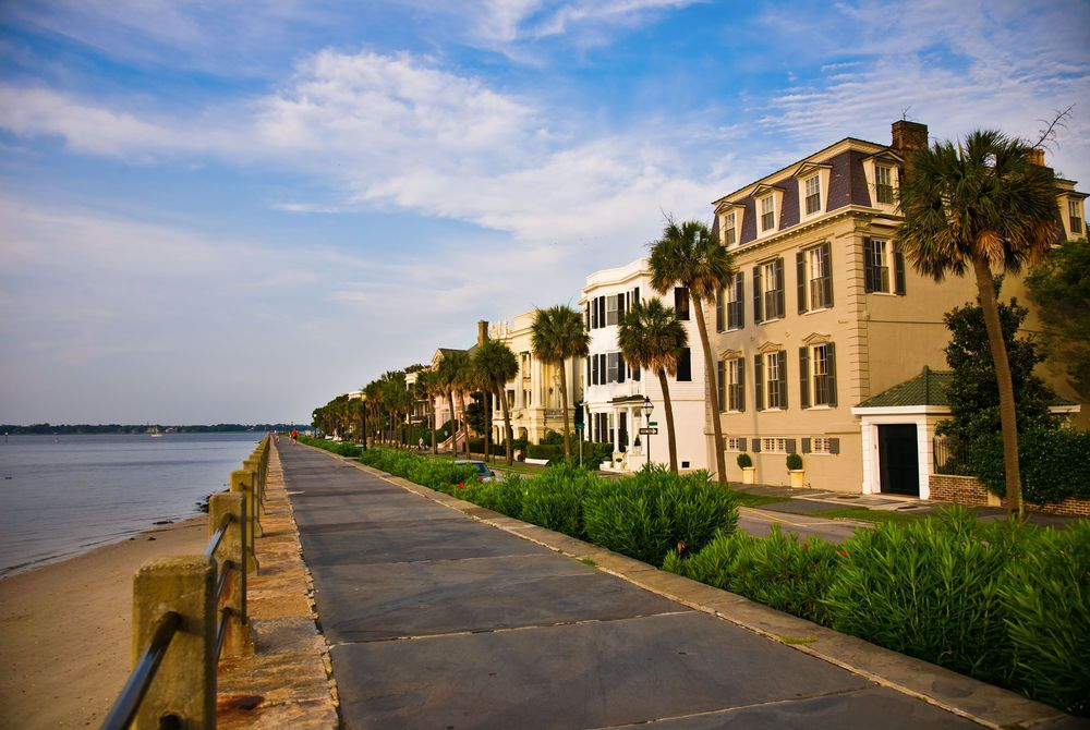 Battery Park, Charleston, South Carolina