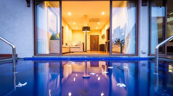 Bay Suite Plunge Pool, Uga Bay Resort, Passikudah