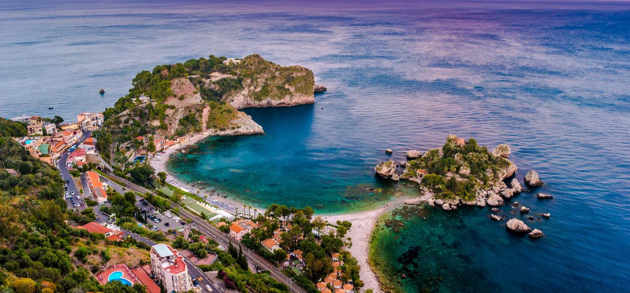 Bay of Mazzaro, Taormina
