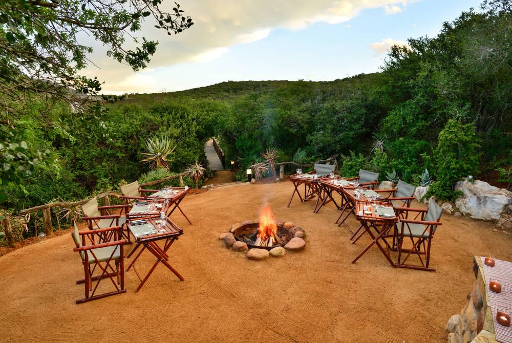 Bayethe Lodge - Boma