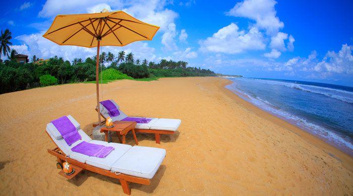 Beach, Aditya Resort, Galle