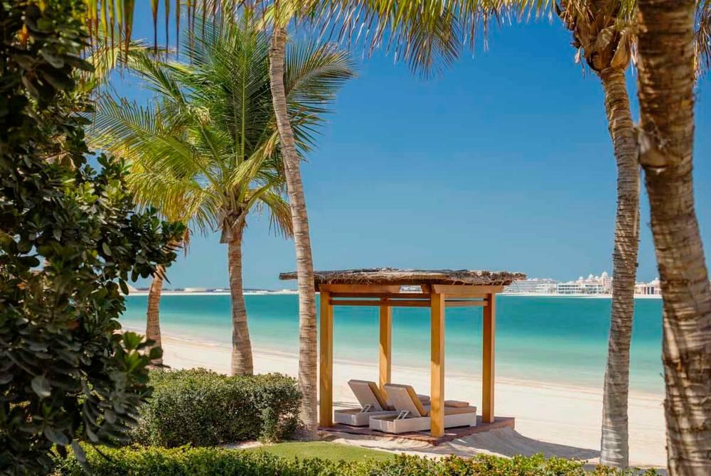 Beach Cabana, One&Only The Palm, Dubai