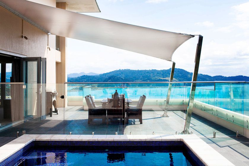 Presidential Suite Pool