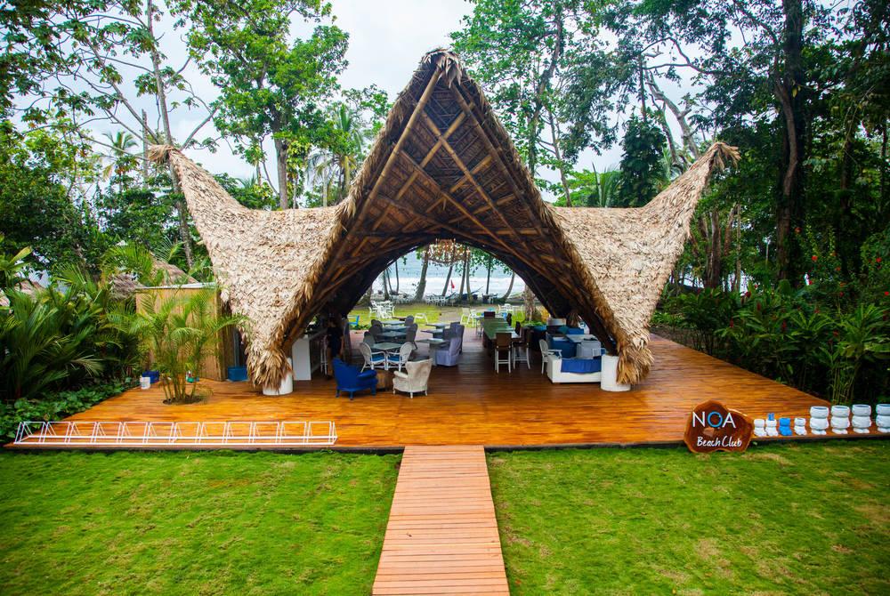 Beach Club, Le Caméléon, Costa Rica