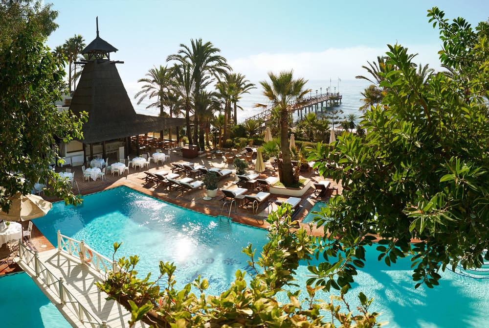 Beach Club, Marbella Club