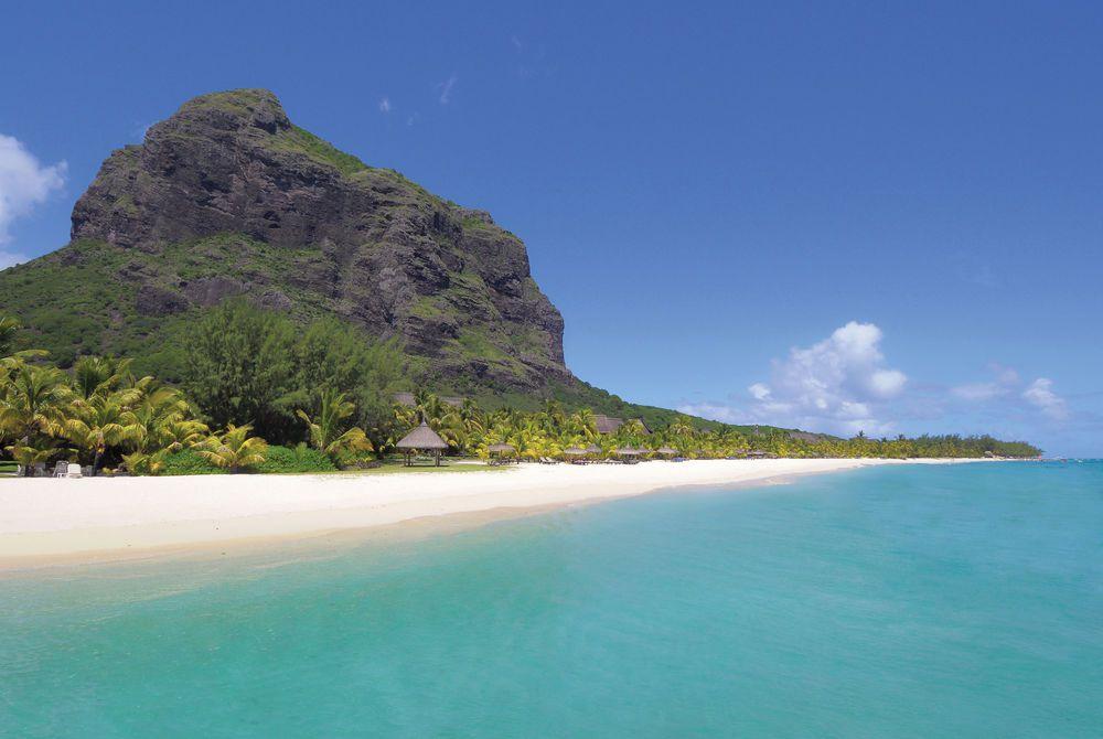 Beach, Dinarobin Hotel Golf & Spa, Mauritius