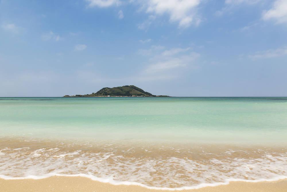 Beach, Jeju Island