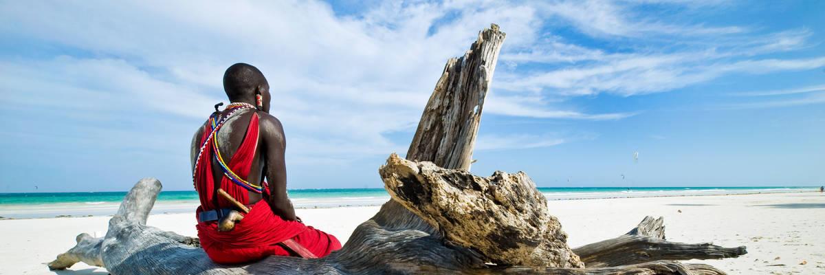 Beach, Kenya
