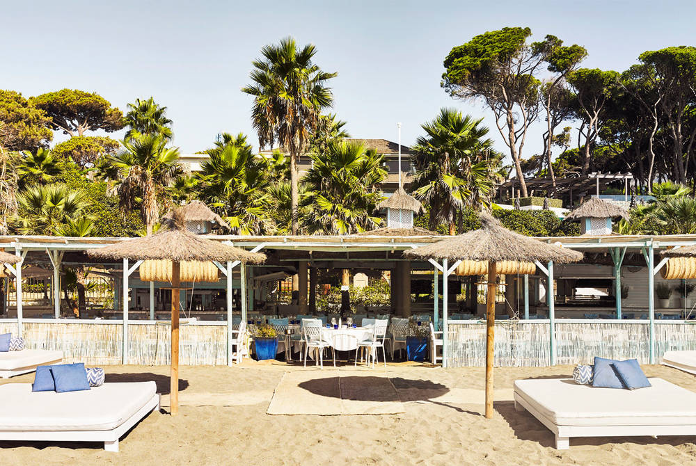 Beach, Marbella Club