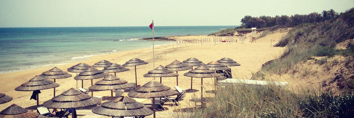 Beach, Masseria Torre Coccaro, Puglia