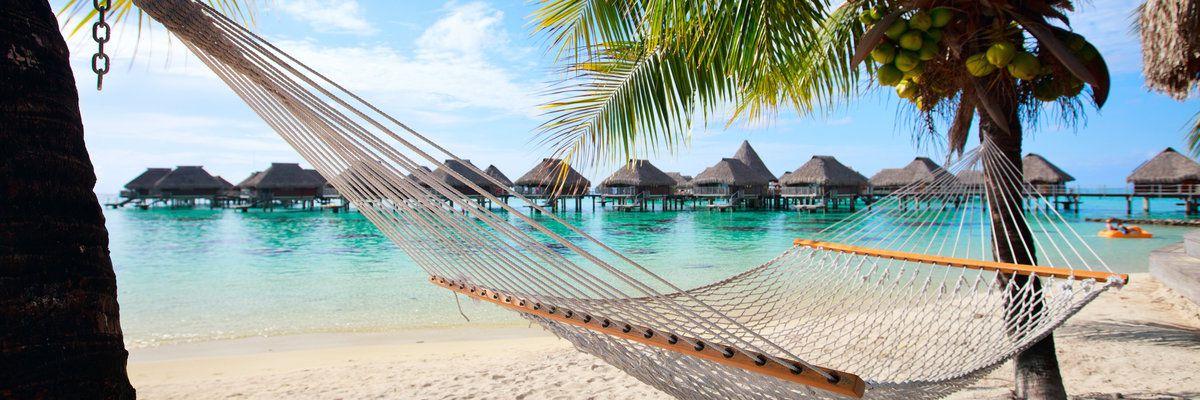 Beach, Papeete, Tahiti