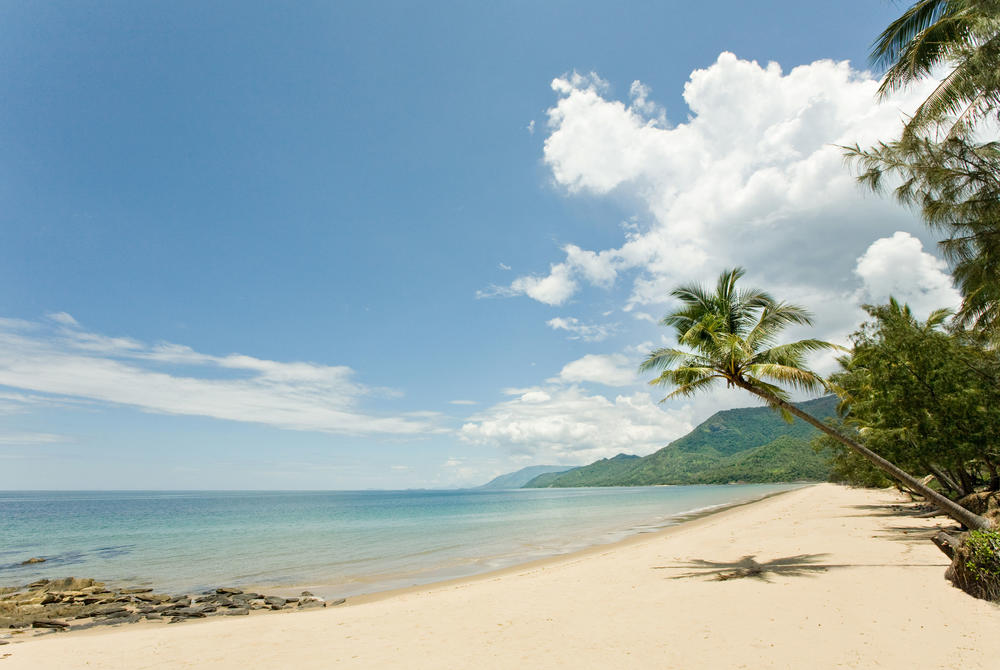 Beach, Port Douglas, Queensland
