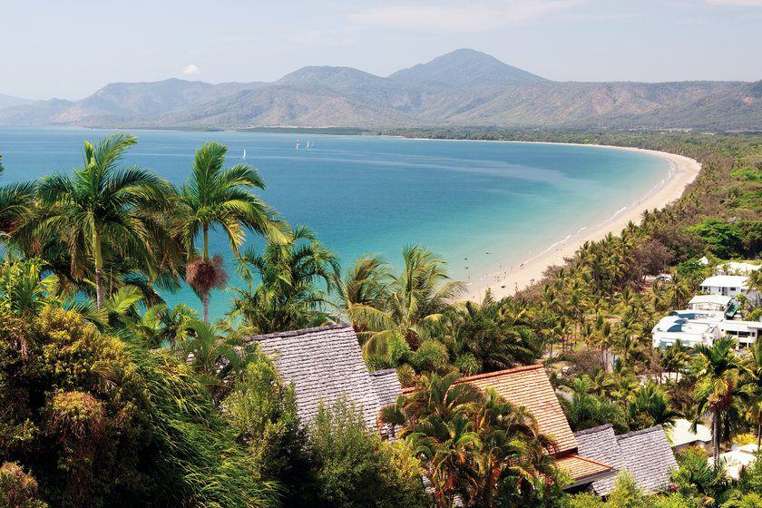 Beach, Port Douglas, Queensland, Australia