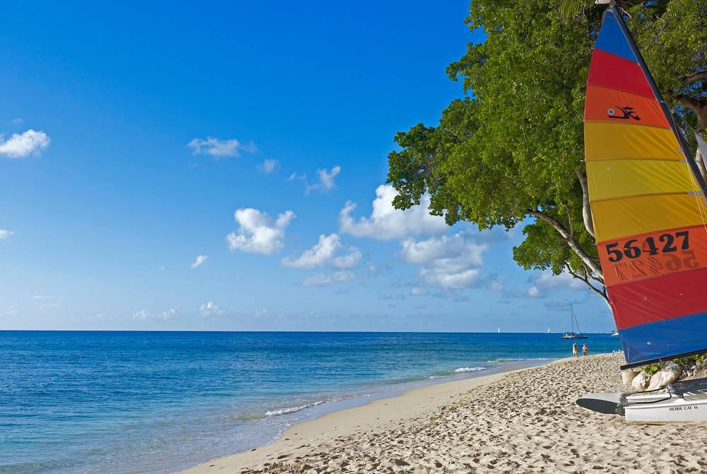 Beach, Tamarind, Barbados