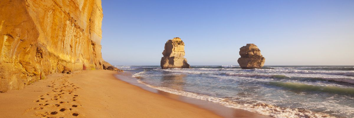 Beach, Twelve Apostles, Great Ocean Road